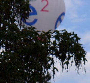 Jag vill flyga luftballong