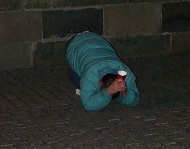 Tiggare i Prag